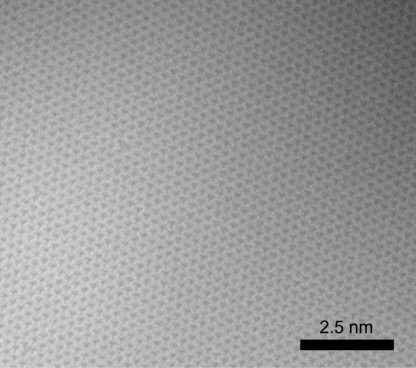"monolayer-hexagonal-boron-nitride-(hBN)-on-copper-foil-6""-x-6""-TEM-Image"